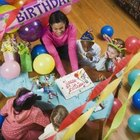 Places to Have a Two-Year-Old's Birthday Party