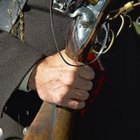 Steps to Loading a Flintlock Pistol