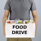 How to Request Food Donations for Charities