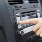 Replacing old speaker wire can prevent damage to your car stereo.
