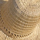 How to Shape a Straw Hat