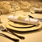 How to Fold Napkins for a Formal Dinner Party