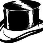 Symbolism of a Black Top Hat