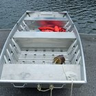 How to Repair a Damaged Pontoon