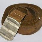 How to Make a Homemade Belt Buckle