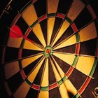 How to Hang a Bristle Dartboard at Regulation Height and Distance