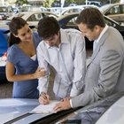 Buyers with no credit may require a co-signer to purchase a car.