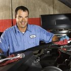 Replacing the thermostat will keep your engine running cooler.