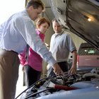 Removing a car battery doesn't have to be a job for a licensed mechanic.