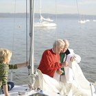 How to Clean Sailboat Sails