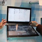Microsoft's Surface is an example of a tablet that also functions like a laptop.