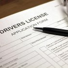 Follow traffic laws to avoid incurring points on your license.