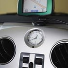 GPS navigation signals cover the Earth to pinpoint locations.