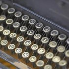How to Donate a Typewriter