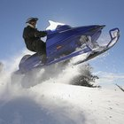 How to Drive a Snowmobile