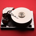 Modern hard drives list storage capacity in gigabytes (GB) or terabytes (TB).