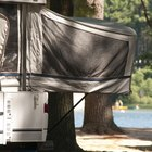 How to Fix Small Holes in an RV Awning