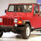 All models of Jeep Wrangler feature a removable top.