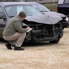 The salvage value of a car is a relatively subjective figure.