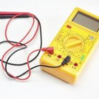 Finding a broken wire in a circuit can be easier when using a digital multimeter.