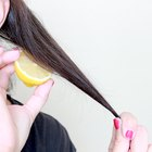 How to Get Long-Lasting Curls With a Lemon