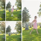 Spooky Photos for Halloween: Make Someone Levitate