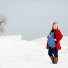 Tips for Taking Winter Portraits in the Snow