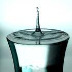 ¿Qué es el agua desionizada?
