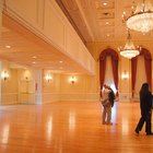 Banquet Hall Lighting Recommendations