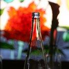Historia de los envases de vidrio