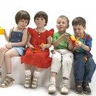 Actividades de primavera para niños preescolares