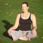 Cómo meditar para bajar de peso