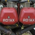 Cómo sincronizador un carburador en una motocicleta Honda 750