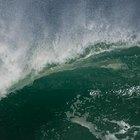 ¿Qué tipo de onda sísmica es un tsunami?