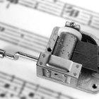 Cómo hacer un cilindro de caja musical