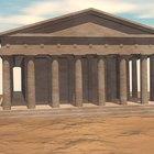 Estilos en la arquitectura griega