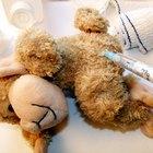 La reacción de los bebés a la vacuna para la gripe