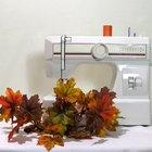 Cómo reemplazar la rueda de tensión del hilo en una máquina de coser
