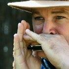 Cómo tocar música de vaqueros en la armónica