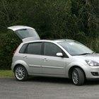 Cómo reiniciar el Mazda PCM