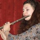 Ejercicios de respiración para tocar la flauta