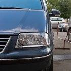 Problemas de ruidos en el frente del Chevrolet Uplander