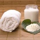 ¿Bañarse con leche tiene algún beneficio?