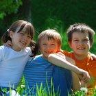 Juegos al aire libre para niños de 5 a 8 años de edad