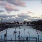 ¿Cuál es la diferencia entre un eje intermedio y uno senior en hockey?