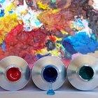 Métodos para enseñar los elementos y principios del arte en tercer grado