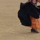 Historia de la danza folklórica Mexicana