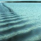 ¿Cómo se mueven las ondas longitudinales?