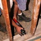 ¿Qué herramientas necesito para ser carpintero?