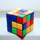 Instrucciones para la colocación de fotografías en un cubo mágico de ocho lados
